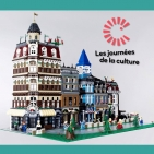 ATELIER | Le tour du monde LEGO (duo parent-enfant)