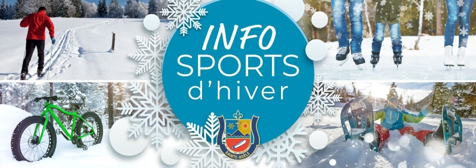 Info sports d'hiver