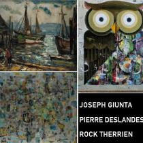 Exposition Giunta – Deslandes – Therrien