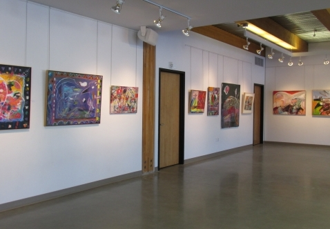 Exposition de Kittie Bruneau