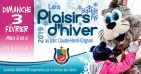 Plaisirs d'hiver - On bouge!