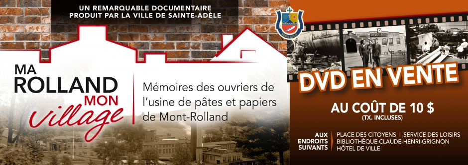 Ma Rolland, mon village | DVD